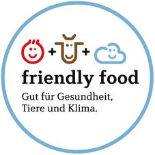 Logo Friendly Food, cc Vier Pfoten