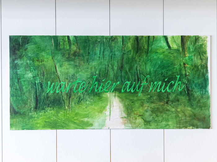 Kunstform Malerei
