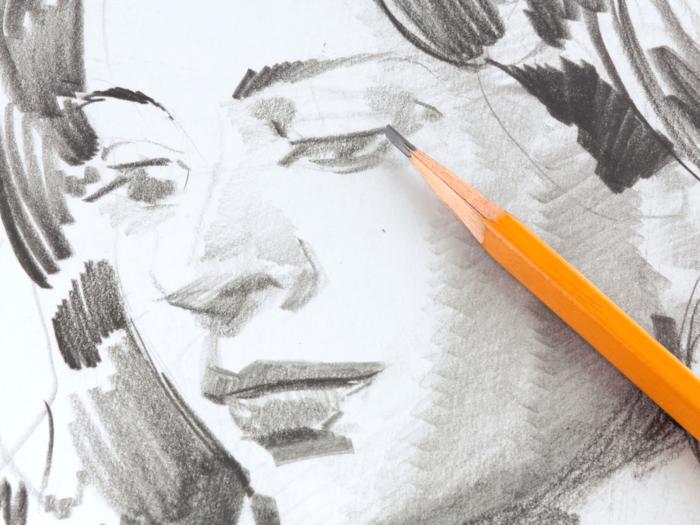 Kunstform Zeichnen